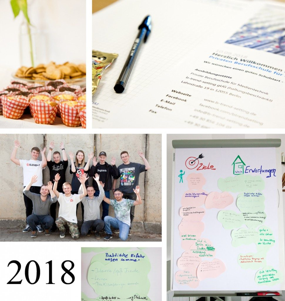 1.Lehrjahr 2018