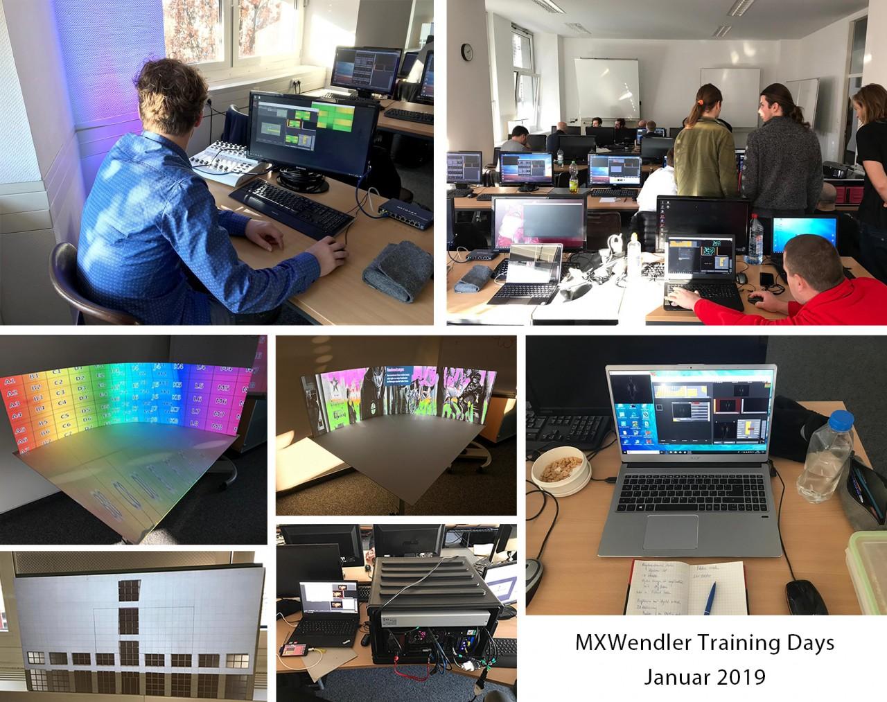 MXWendler Medienserver