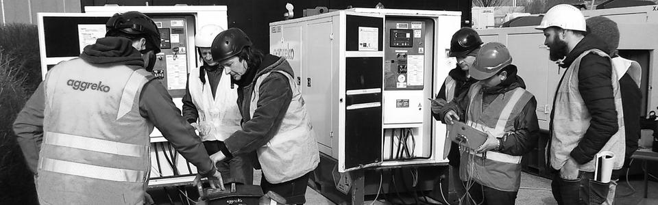 Kompetenz der Elektrofachkraft für Veranstaltungstechnik SQQ1